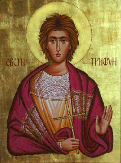 sveti Trifun