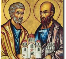 Свети Петар и Павле – Петровдан