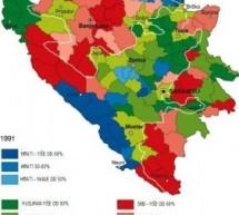 Etnički sastav stanovništva BiH