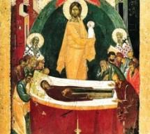 Велика Госпојина – Успење Пресвете Богородице