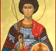 Prenos moštiju svetog Georgija – Đurđic