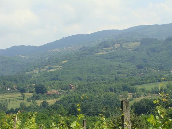 Crnatovo, selo