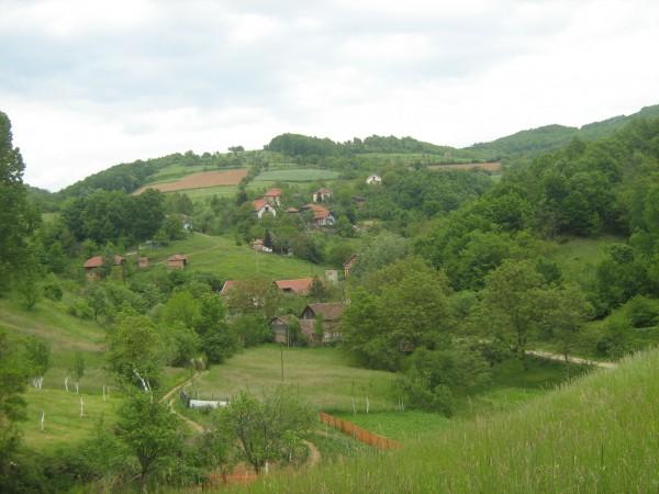 Gunjetina, selo