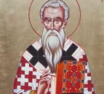 Свети Игњатије Богоносац и Свети Данило II Српски