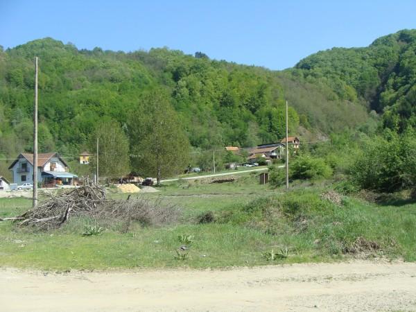 Gornji Orah, selo