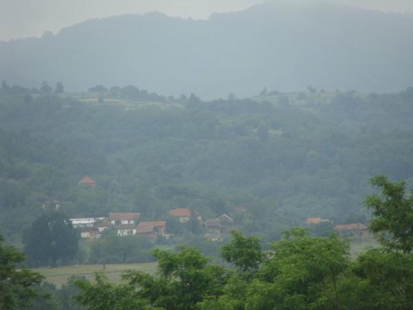 Gornja Lomnica, selo