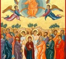 Danas je Vaznesenje Gospodnje (Spasovdan)
