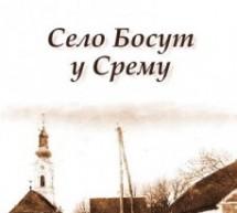 Дигитализована књига: Село Босут у Срему (1706-2006)