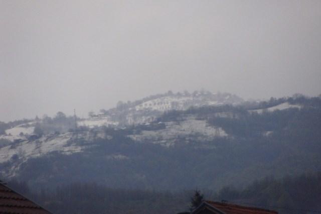 Brezovica, selo