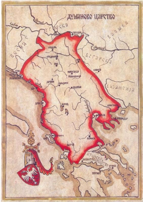 Dusanovo carstvo