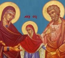 Свети праведни Јоаким и Ана – Аћимовдан