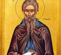 Свети Киријак Отшелник – Михољдан