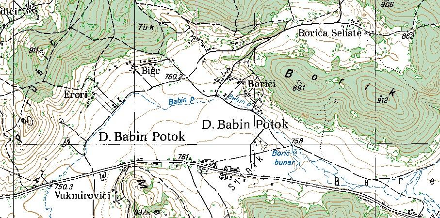 Бабин Поток