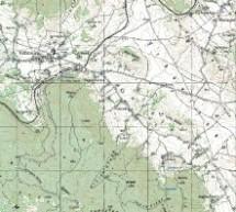 Књига крштених за парохију Горње Врховине из 1856. године