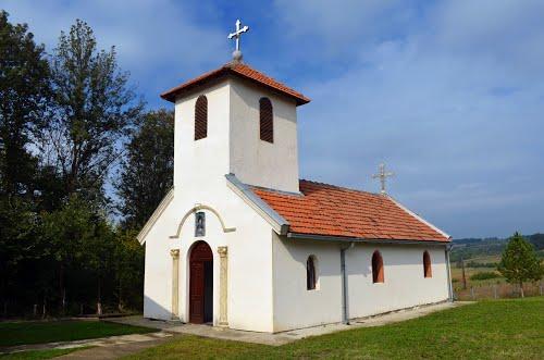Манастир Сибница, црква Свете Петке
