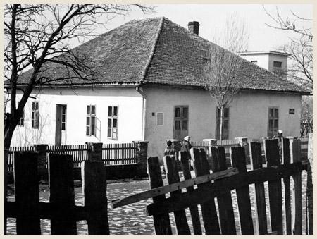 Стара школа у Жаркову