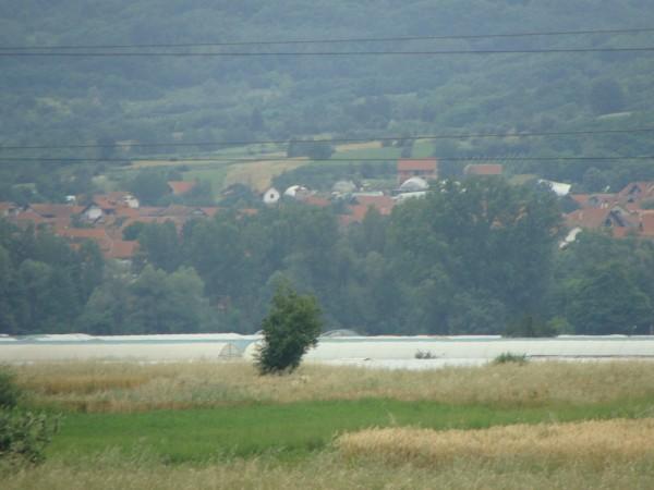 Stajkovce, selo