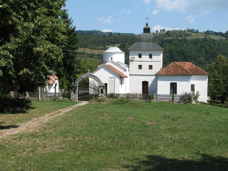 Бела црква каранска