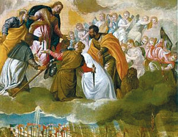 Битка код Лепанта (Паоло Веронезе)