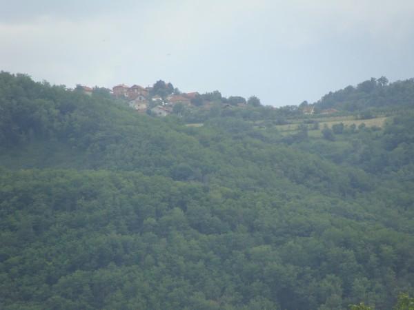 Jastrebac, selo