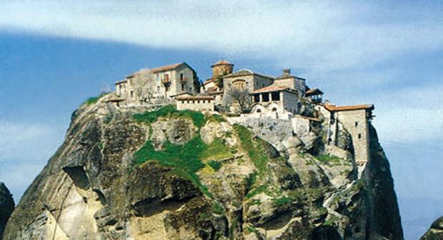Манастир Преображења на Метеорима