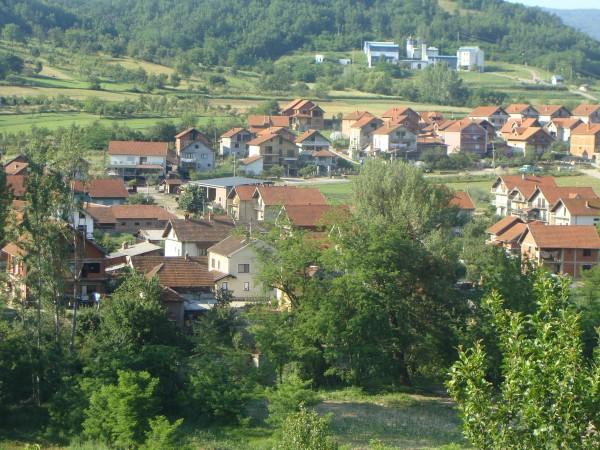 Manastiriste, selo