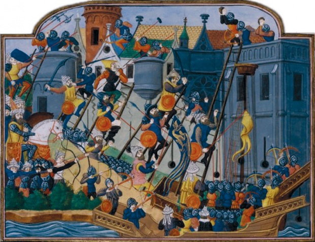 Опсада Цариграда 1453. године