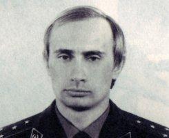 Путин као агент КГБ