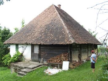 Кућа Наде Костић, Трнава