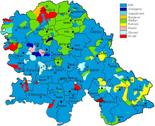 Doseљavaњe Naroda U Voјvodinu Poreklo