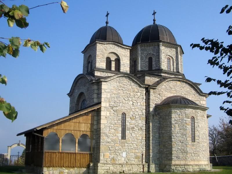 Crkva Sv. Nikole u Javoranima