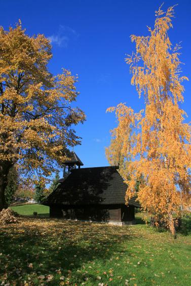 Црква брвнара (Мало Блашко)