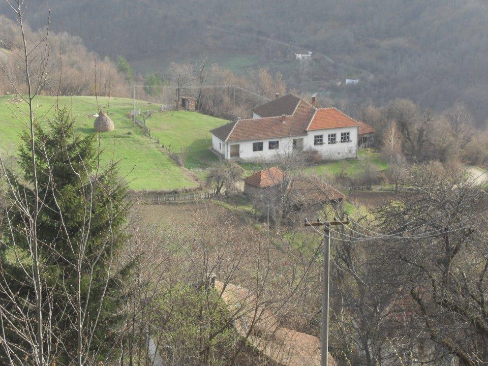 Школа у селу Доње Гаре