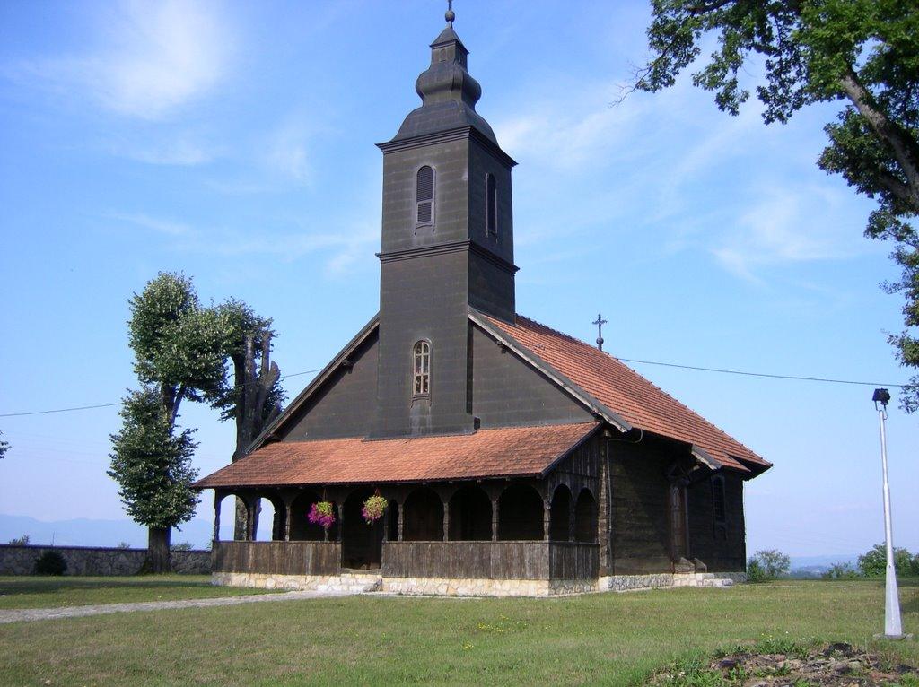 Црква у Бусновима