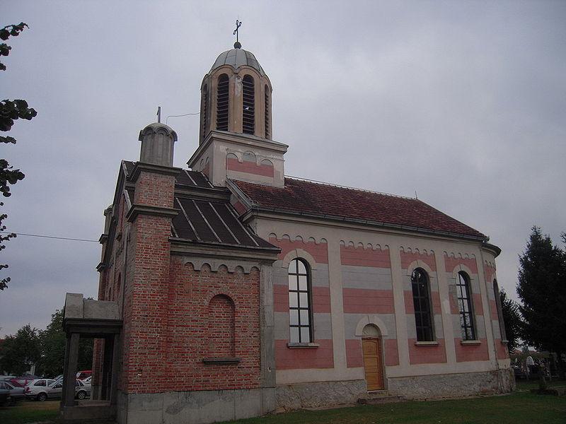 Црква у Машићима