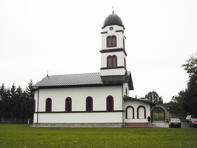 Crkva u Donjim Podgradcima