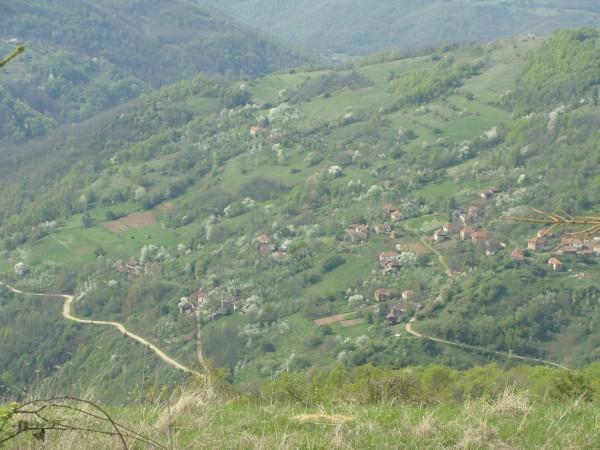Gornji Dejan, selo