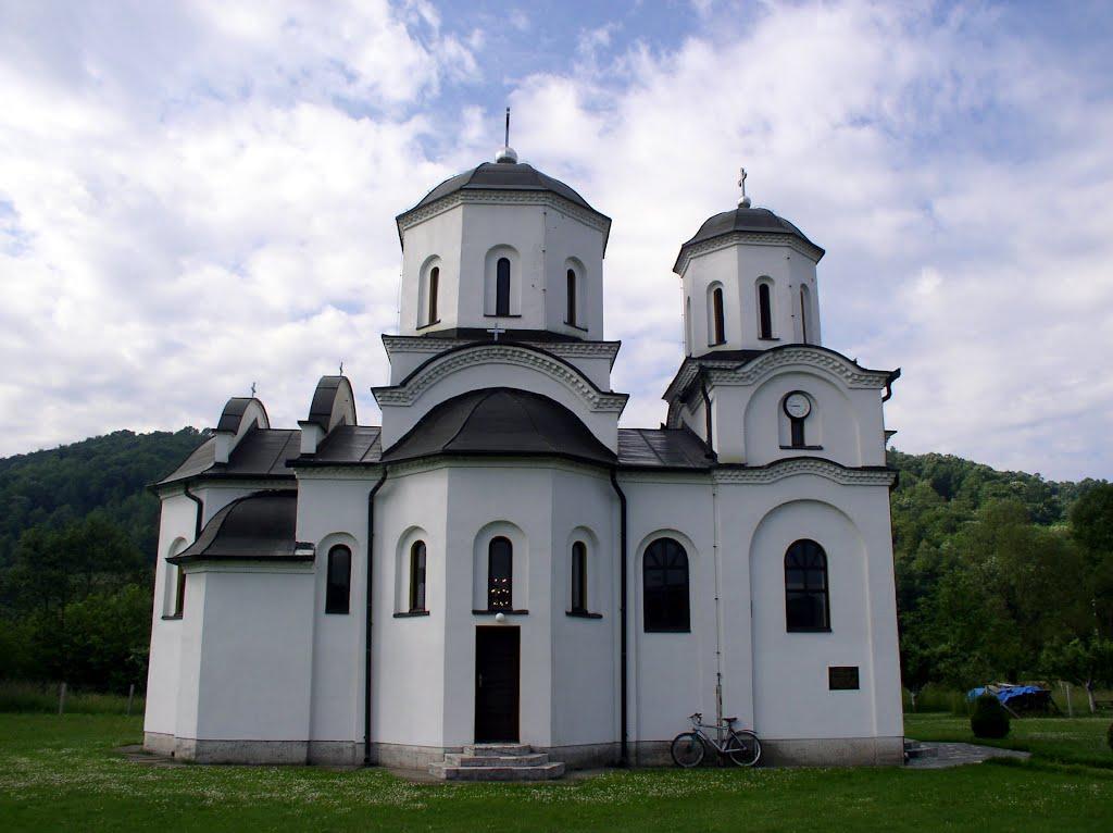 Црква Васкрсења Господњег у Јошеви