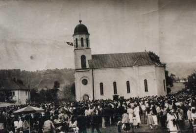 Слика 1: Православна црква у Дубници, Зворничка Спреча