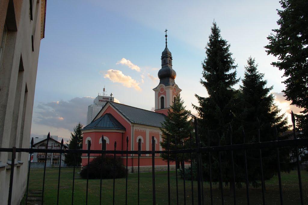 Црква Св. Тројице у Приједору