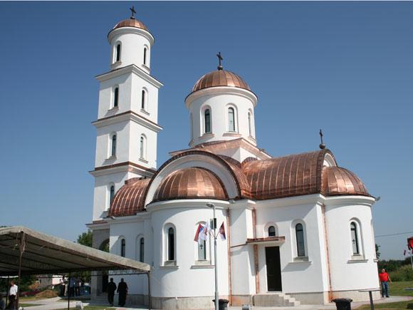 Црква у Сеферовцима