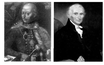 Капетан Јован Текелија и Сава Текелија