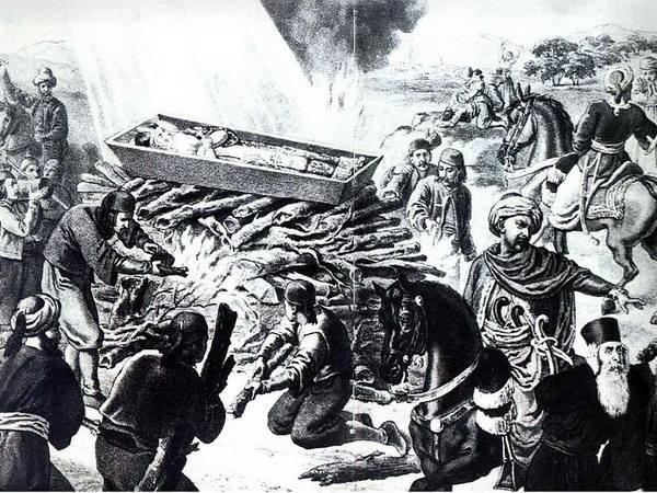 Spaljivanje mostiju Svetog Save na Vracaru 1594.