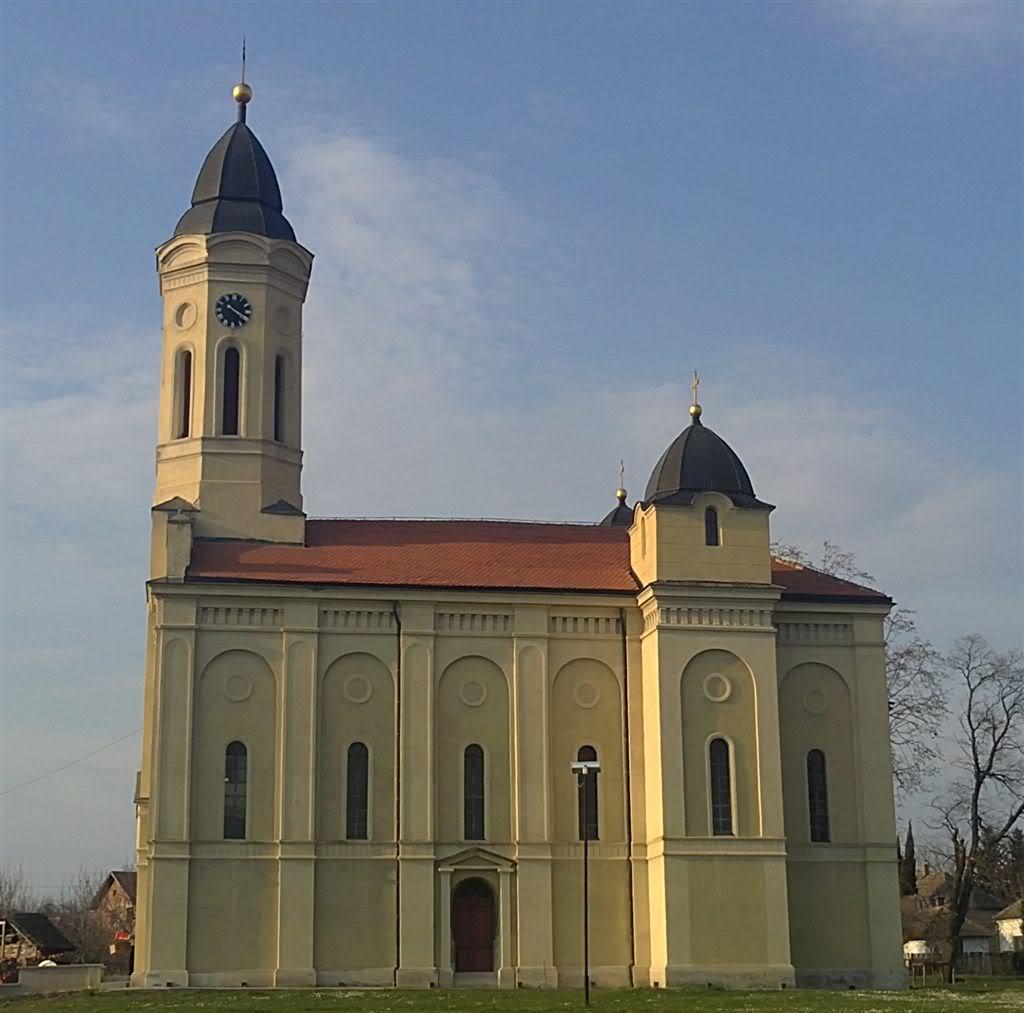 Црква Св. Козме и Дамјана у Азањи