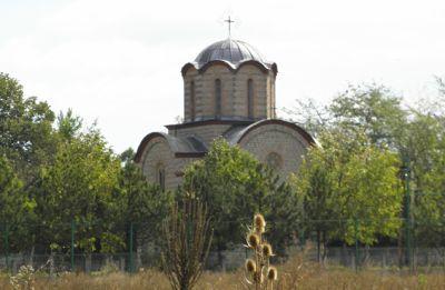 Црква Преображења Господњег у селу Девет Југовића