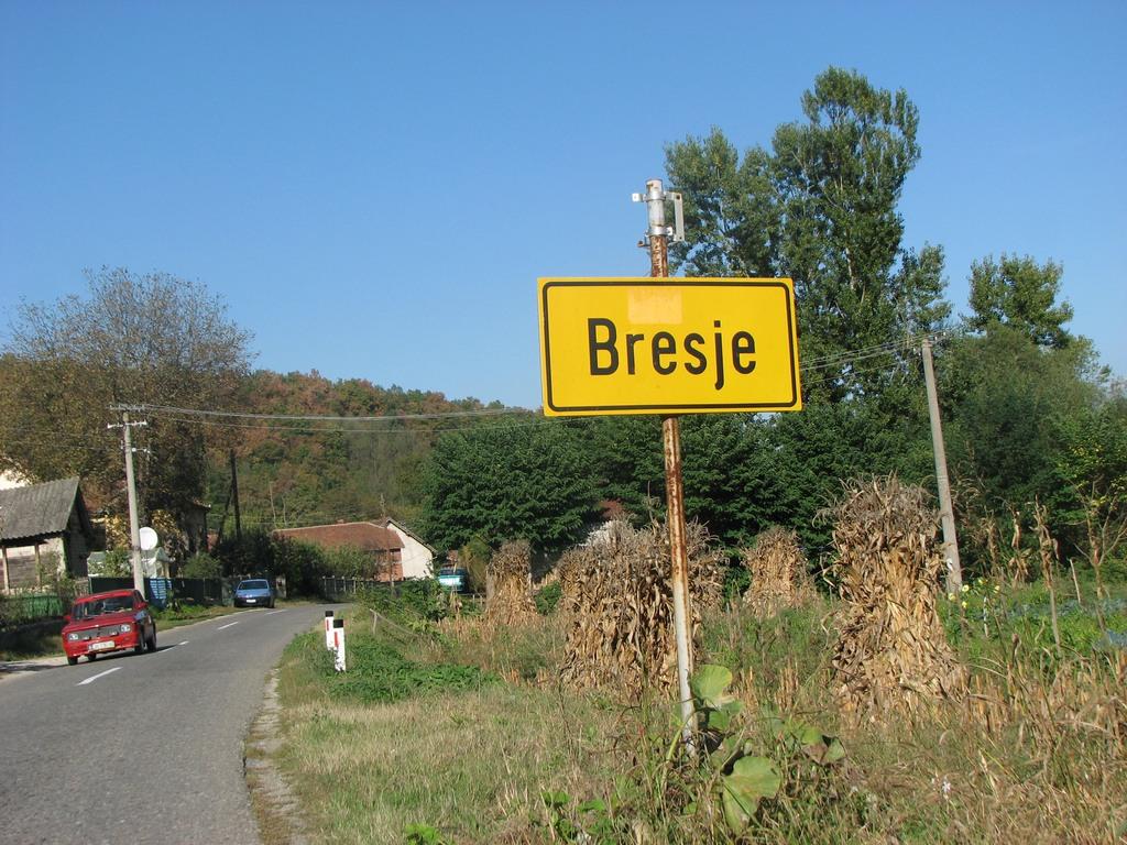 Bresje