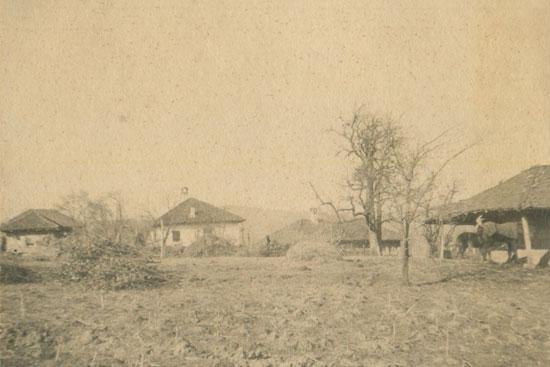 Село Јовац, 1915, из збирке Душана Напијала