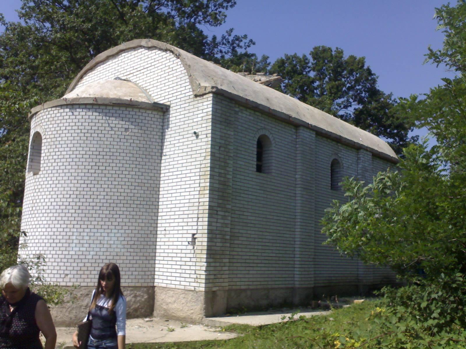 Црква Св. Врача у Крајишту