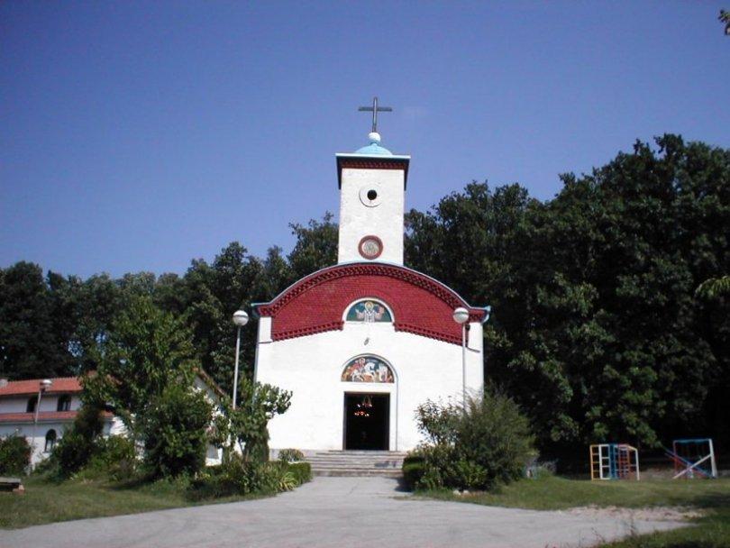 Црква Св. Георгија у Петријеву