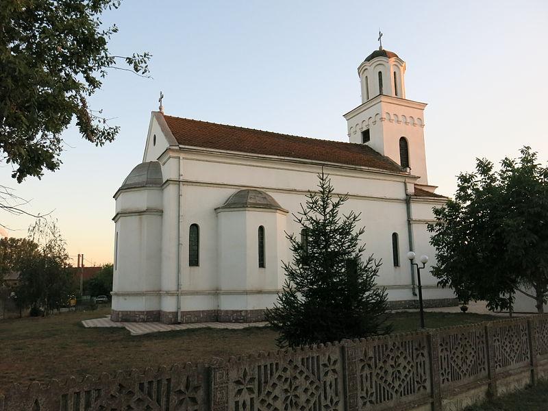 Црква Св. Петке у Радинцу